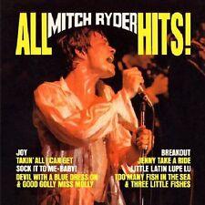 Mitch  Ryder / All Mitch Ryder Hits - Vinyl LP 180g, audiophil