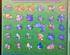 Pokemon Sun Moon Pack 6IV All Megas Custom Shiny Pokemon Guide with Mega Stones
