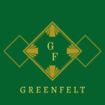 Greenfeltcufflinks