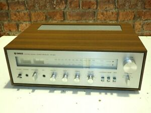 Yamaha CR-400 Vintage Hi Fi Separates Phono Stage Integrated Receiver Amplifier
