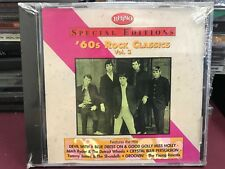 60's Rock Classics, Vol. 3 VARIOUS ARTISTS CD 1994 RHINO 71730 SEALED
