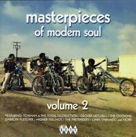 Various Artists - Masterpieces Of Modern Soul, Vol. 2 [New CD] UK - Import