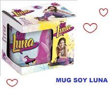 1 Mug Tasse céramique Disney Soy Luna 325ml dans sa boite