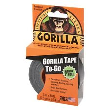 BLACK GORILLA® TAPE HANDY ROLL 9M X 25.4MM DUCT