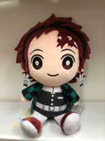 Demon Slayer: Kimetsu no Yaiba Kamado Tanjirou Stuffed Plush Toys Kids Gift 28cm