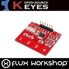 Ttp229 16 canali Touch Sensor Modulo Interruttore CAPACITIVO pi flusso Arduino Workshop