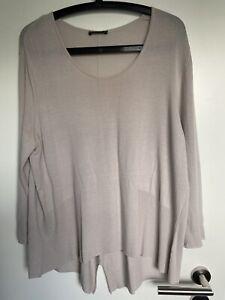 Oska Pullover Gr.3 Beige