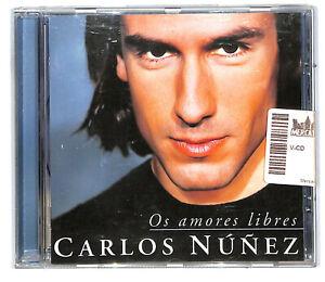EBOND  Carlos Núñez – Os Amores Libres CD CD031410