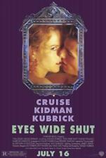 Eyes Wide Shut 11x17 Movie Poster (1999)