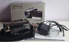 Hitachi DZ-HV1079E 10.1MP HD Camcorder, Boxed With Accessories.