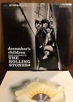 Vintage 1966 The Rolling Stones, December's Children Vinyl PS 451 London