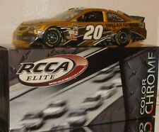 2013 RCCA MATT KENSETH #20 DOLLAR GENERAL COLOR CHROME ELITE 1/24 CAR#25/25 NICE