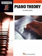 Essential Elements Piano Theory Level 2 Educational Piano Library 000296927