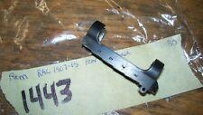 Remington, Rac 1907-15 model, rear sight base