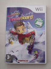 Family Ski und Snowboard Wii PAL