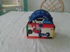 K'Nex 4X Speeders Set 1 #10311 Red Car 44 Pieces - New
