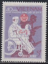 N.Vietnam MNH Sc 1771 Mi 1824  Value $ 1.60 US $ Handicapted