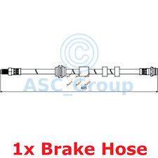 Apec BRAKING 405mm Scheibe Bremssattel Flexibel Gummischlauch Hos3926