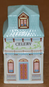 22 Vintage LENOX The Lenox Spice Village Homes 1989 - Each Sold Separately