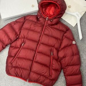 Moncler Chauvon Red Size 7