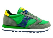 Scarpe da uomo Saucony Jazz Original S2044 602 verde sneakers sportiva passeggio