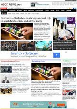 Fully Automated Wordpress News Website - 100% Autopilot - SEO Ready Website