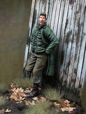 1/35 Maßstab Harz Satz Amerikanische Soldat Im Regenmantel