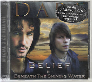DARE - Belief & Beneath the shining water - 2 CD Set 2008