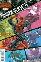 Spider-Verse #1 (2015) Marvel Comics Spider-Man
