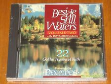 THE DON MARSH ORCHESTRA - BESIDE STILL WATERS VOLUME 2, 22 HYMNS PANPIPES SS CD