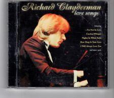 (HP85) Richard Clayderman, Love Songs - 1997 CD