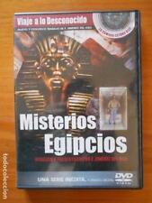 DVD MISTERIOS EGIPCIOS - VIAJE A LO DESCONOCIDO 5 - F. JIMENEZ DEL OSO (L6)