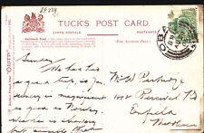 Genealogy Postcard - Partridge - 142 Percival Road, Enfield, Middlesex  RF224