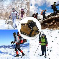 Original Snowline Spikes Chainsen Pro NEU ! Eisketten,1 Paar