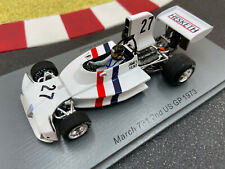 1/43 March Ford 731 #27 James Hunt P2 US GP 1973 SPARK S5372 OVP + NEUHEIT !