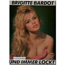 und immer lockt das Weib..FOTO Bildband  Sex-Symbol BRIGITTE BARDOT EROTIK 60er