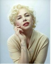 MICHELLE WILLIAMS signed autographed MY WEEK WITH MARILY ( MONROE ) photo