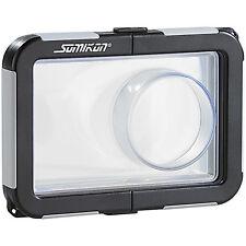 Somikon Kamera-Tauchgehäuse mit Objektivführung (max. 95 x 62 x 20 mm)
