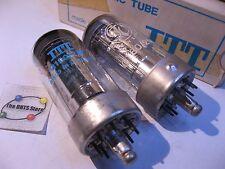 CV395 G180/2M STC ITT England Vacuum Tube Valve - Original Box Untested Qty 2