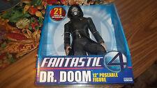 "Fantastic 4 The Movie 12"" Dr. Doom Figure Unopened"