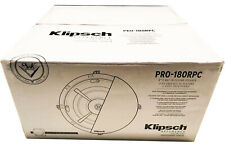 Brand New Klipsch PRO-180RPC In-Ceiling Speaker Retail $540.00 each