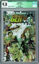 Gen #13 #1 CGC 9.8 (W) Signed by Jim Lee Chromium Edition.