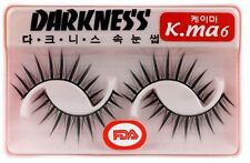2 Pairs of Darkness Eyelashes Kma6