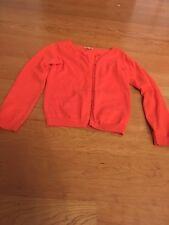 Jacadi Strickjacke (cardigan), orange, Größe (size) 10A