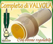 FOLLETTO VORWERK VK 116 117 BOCCHETTONE DI AGGANCIO SACCHETTO CON VITE PLASTICA