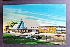 Vintage 1970's Holiday Inn De Quebec Pont de Quebec Canada