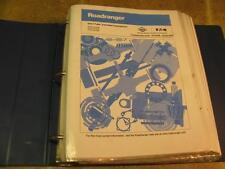 Eaton Roadranger Transmission Autoshift Troubleshooting Service Manual TRTS-0050