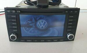 Original VW Volkswagen Navigation MFD2 RNS2 Touareg, Multivan, T5 Maps France
