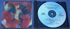 DUO KASSNER QUER Classical Guitar FRANCE President CD Stravinsky Beethoven