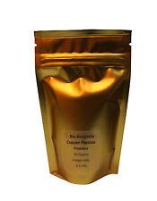 100% PURE BioFerment Copper Peptide Powder Skin, hair, Great skin regenerator!